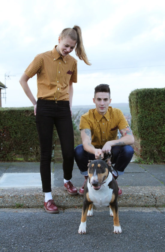 Brutus for Dr Martens