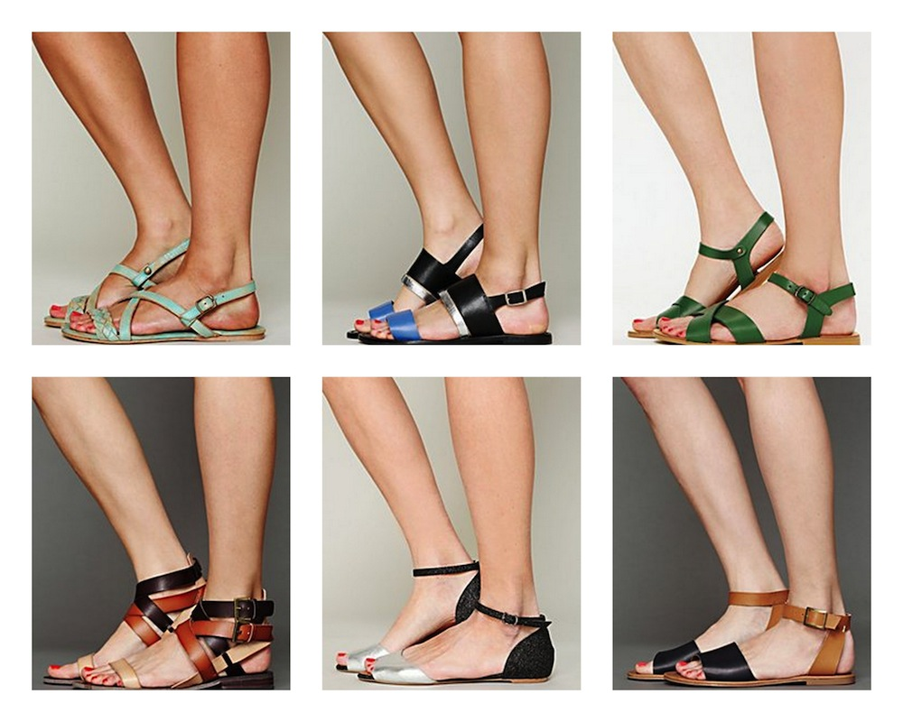 sandals madewell