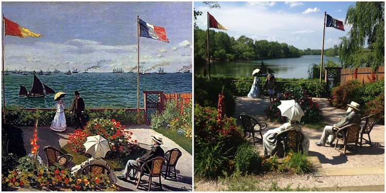 Seward Johnson - Monet