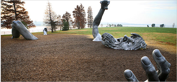 Seward Johnson - The Awakening