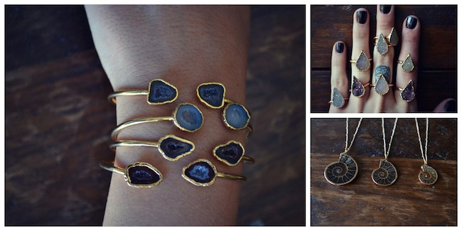 A Bolt of Blue - Lux Divine jewelry