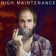 A Bolt of Blue - High Maintenance