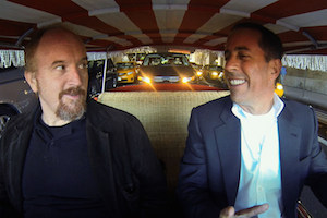 A Bolt of Blue - Comedians in Cars Getting Coffee