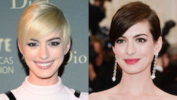 Harpers Bazaar - Hair poll: Blonde or Brunette?