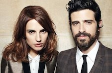 A Bolt of Blue - Ana Kras and Devendra Banhart