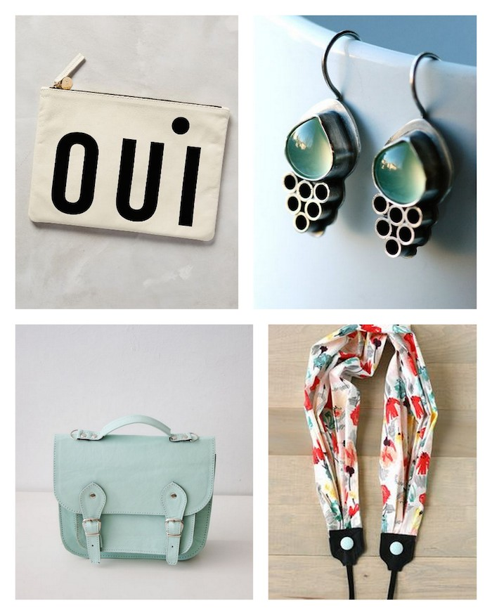 A Bolt of Blue - Spring Accessories