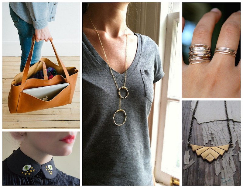 A Bolt of Blue - Etsy Spotlight