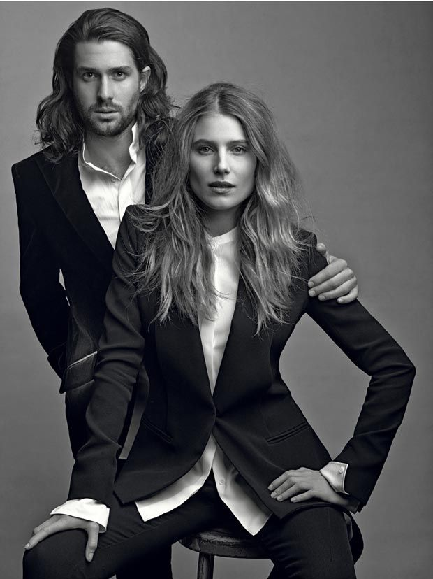 A Bolt of Blue - Dree Hemingway and Phil WInser