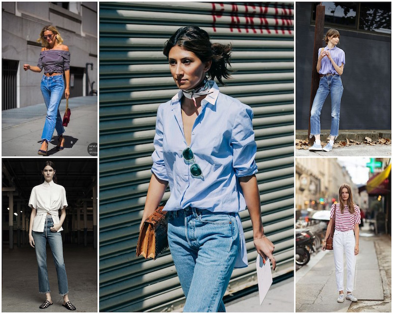A Bolt of Blue - Summer Fashion Inspiration!